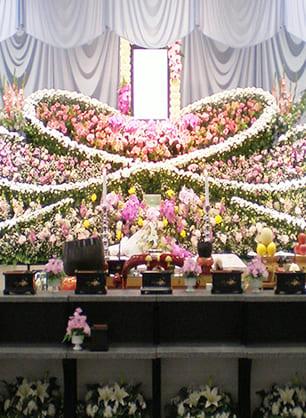 さくら斎場を利用した大型葬儀・社葬デラックスプラン
