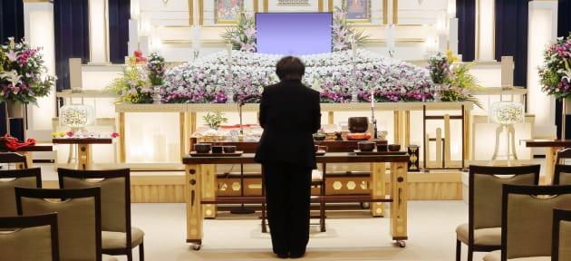 ご近所の方の家族葬