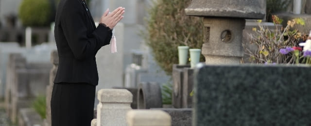 家族葬が終わった翌日から挨拶回りをはじめましょう
