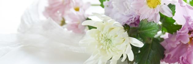 供花と献花の持つ意味