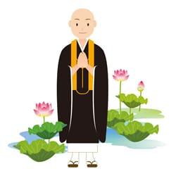無仏教式と仏教様式による葬儀の違い