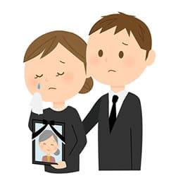 お葬式の形容詞といえば、「厳粛に」「厳かに」「しめやかに」などが思い浮かびます。