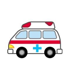 まずは救急車を呼ぶ