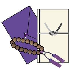 袱紗の種類とそれぞれのシーンで使える色