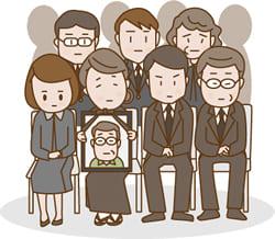 家族葬は、故人様をお見送りする最後の時間をゆっくりと過ごすことができる