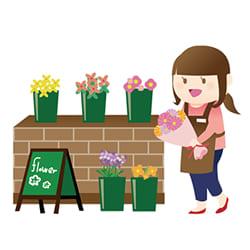 枕花の手配、花の選び方
