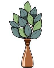 お葬式で使われる一本花