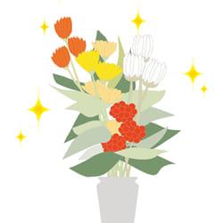 お花が長持ちする理由