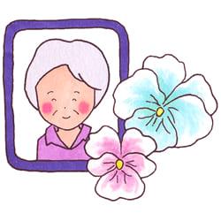 生花祭壇を使うとお別れ花は故人好みの花を詰めれられる
