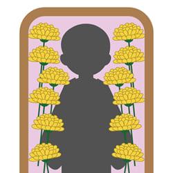 家族だけの小さな葬儀