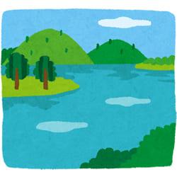 手賀沼の湖畔を走りながらの車の中でのお話