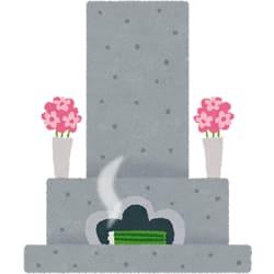 1人っ子のお墓
