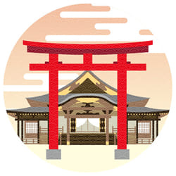 神道の家庭祭壇