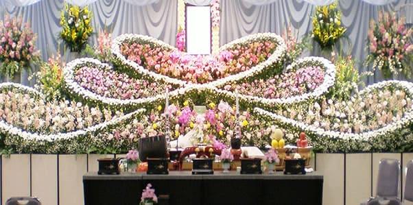 代々幡斎場を利用した大型葬儀・社葬デラックスプラン