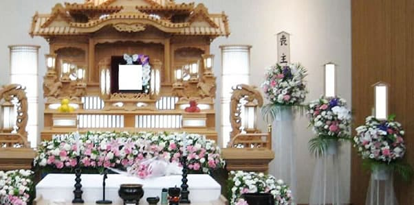 堀ノ内斎場を利用した小規模家族葬・ファミリースタンダードプラン