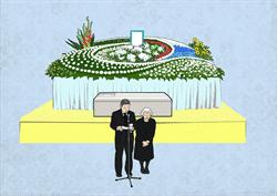 花祭壇と白木祭壇のどちらがいいのか
