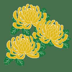 花祭壇のデザイン