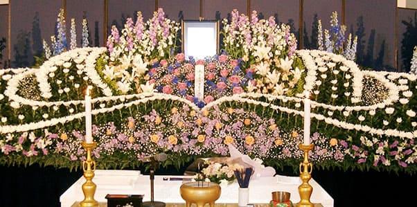 若松地域センターを利用した一般葬儀スタンダードプラン