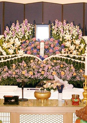 八王子市斎場を利用した一般葬儀スタンダードプラン