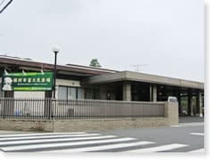 羽村市富士見斎場概観イメージ