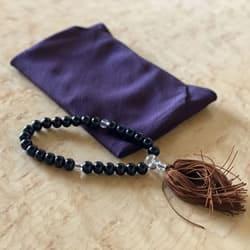 男性用の数珠
