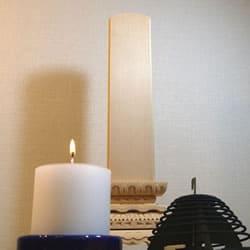 祭壇の蝋燭